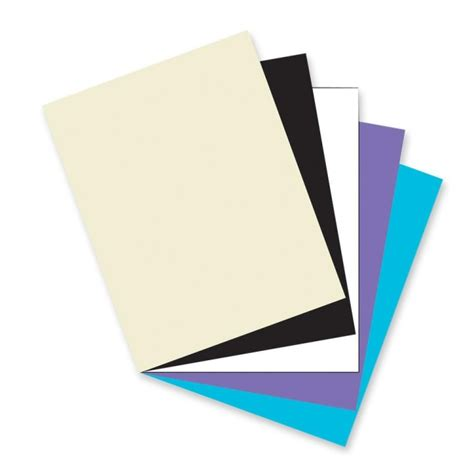 Card Paper Stock - pacon array classic heavyweight card stock paper