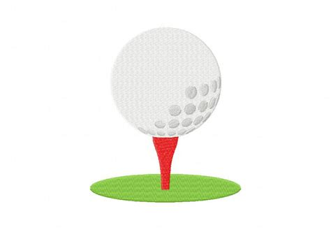 embroidery design golf golf ball machine embroidery design