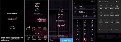 new themes galaxy s2 themes thursday have a look at this week s best new