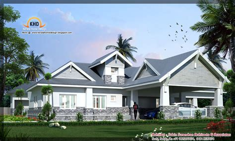square footage house house elevation 6000 sq ft kerala home design and