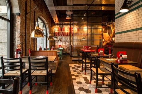 Pizza Shop Interior Design by Peppes Pizza Restaurant By Riss Interi 216 Rarkitekter Oslo Hotels And Restaurants