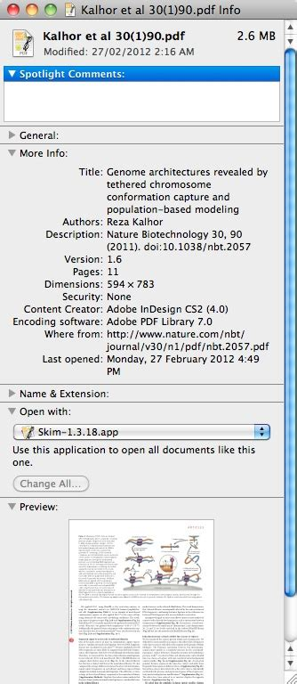 Free Information Finder Skim Free Pdf Viewer And Annotator For Mac Os Code For