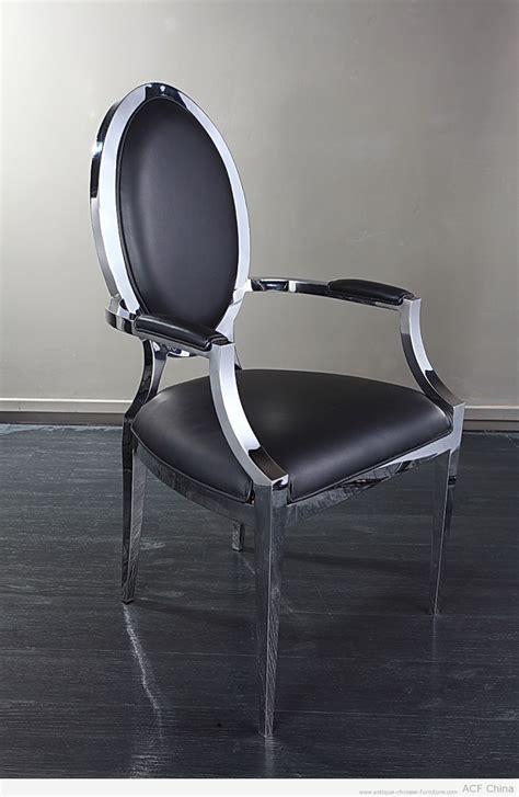 steel armchair classic chinese style contemporary stainless steel