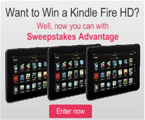 Wildfire Sweepstakes - kindle fire sweepstakes archives mama likes this