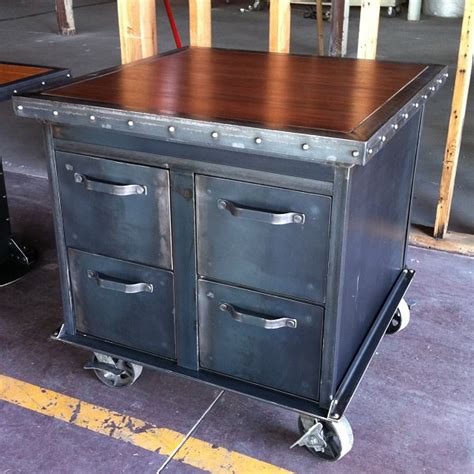 Vintage Industrial File Cabinet Ellis Filing Cabinet Vintage Industrial Furniture