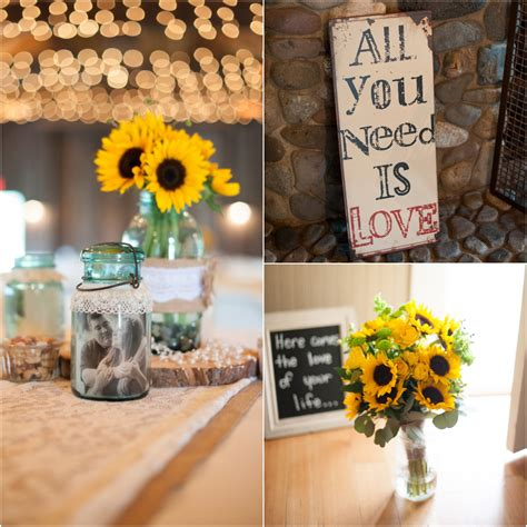 washington state farm wedding at the kelley farm rustic wedding chic