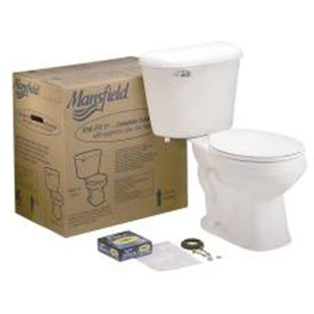 Mansfield Plumbing Fixtures by Mansfield Plumbing Products 581162 Pro Fit 1 Front