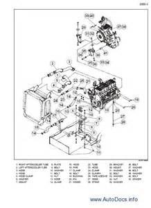 new w270b wheel loader workshop service manual repair manual order