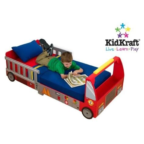 Toddler Truck Bed by Kidkraft Truck Toddler Bed