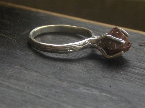 Handmade Silver Engagement Rings - for blood tree branch handmade engagement ring