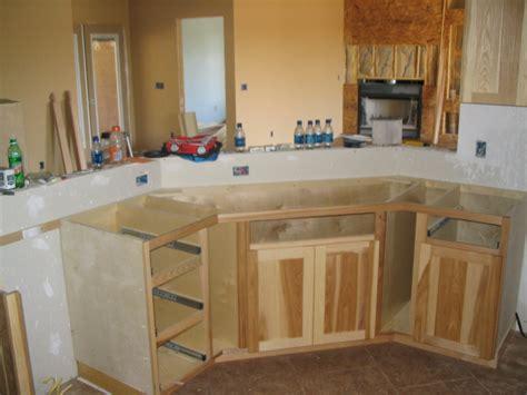 click kitchen cabinets franker enterprises inc natural hickory kitchen