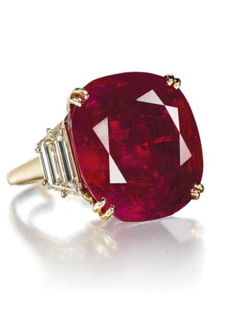 Rubi 6 5 Carat 48 best images about burmese rubies on auction