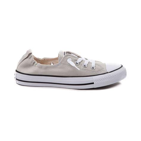 shoreline sneaker womens converse chuck shoreline sneaker gray 399195
