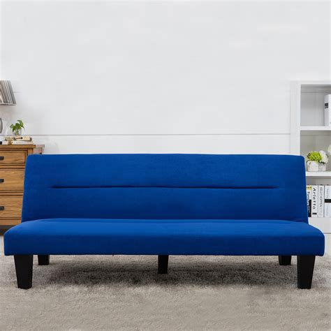 futon in office modern style sofa bed futon sleeper lounge sleep