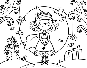 imagenes para colorear halloween dibujo de d 237 a de halloween para colorear dibujos net