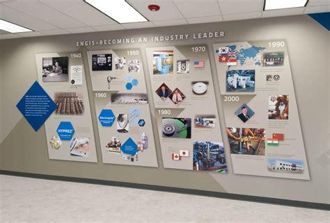 wall display display walls corporation history donor walls and fine art