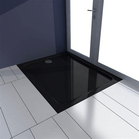 piatti doccia 70 x 90 articoli per piatto doccia rettangolare in abs nero 70 x