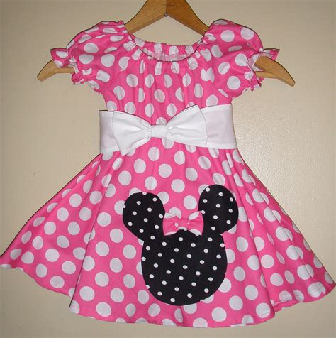 Dress Minny minnie mouse dress picture collection dressed up