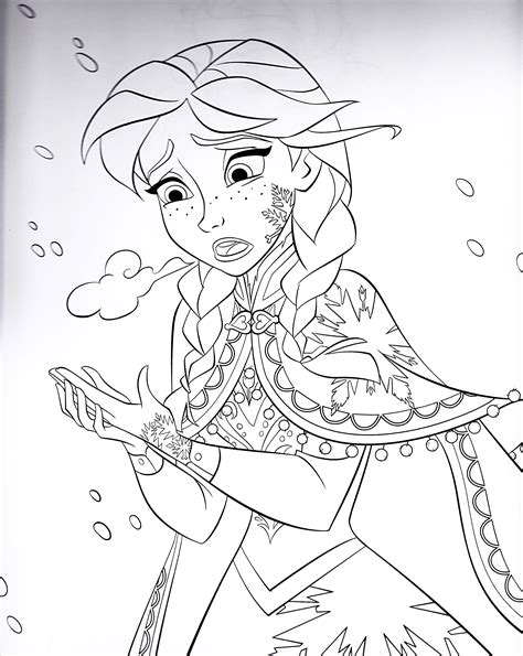 Walt Disney Characters Images Walt Disney Coloring Pages Coloring Princess Frozen