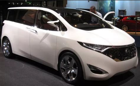 Nissan Quest 2020 by 2020 Nissan Quest Concept Price Rumors It Feels Like