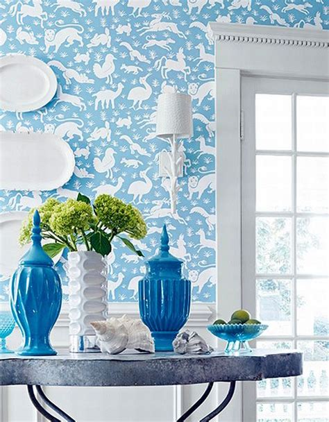 And Blue Home Decor by Sky Blue Decor With White Animals Wallpaper Blue N White Blue Yellow Pictures