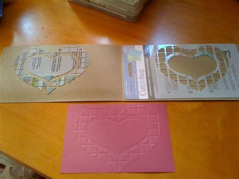 tutorial scrapbook embossing 122 best images about die cutting machines tutorials and
