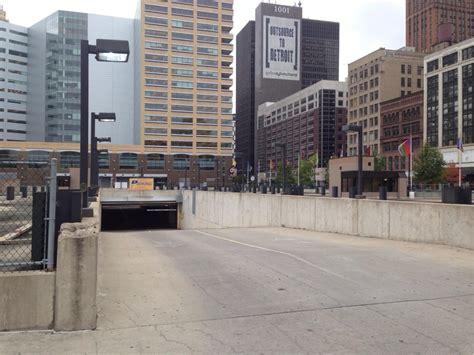 Premiere Garage by Premier Underground Garage Parking In Detroit Parkme