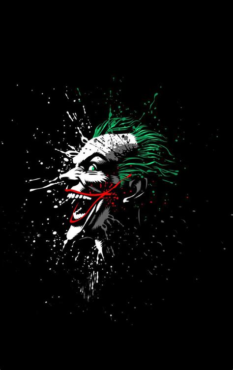 joker artwork full hd wallpaper