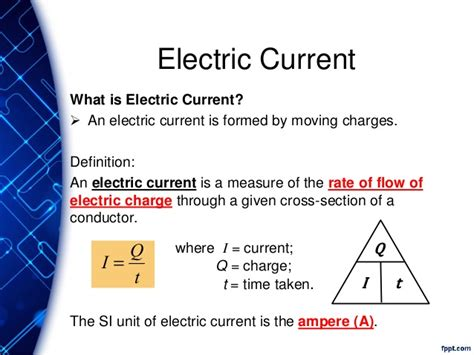 what is a definition of voltage current and resistance exp spa chp 17 current of electricity