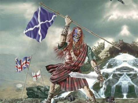 iron maiden the clansman youtube