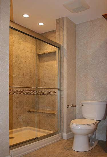 Bath Shower Remodel Bathroom Remodeling Fairfax Burke Manassas Va Pictures