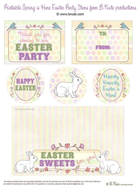 printable images for easter 100 great easter free printables craftionary