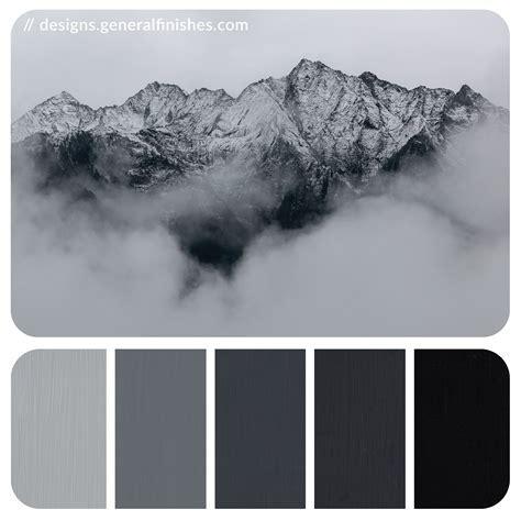Gray Color Palette   General Finishes Design Center