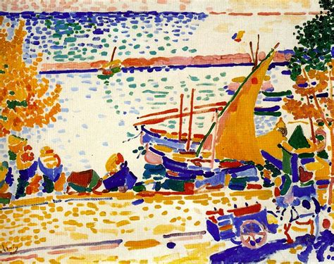andre derain boats in the port of collioure the port of collioure andre derain wikiart org