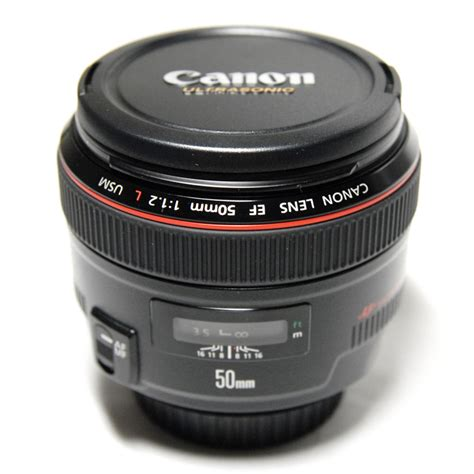 Lens Canon 50mm canon ef 50mm f 1 2l usm popular photography