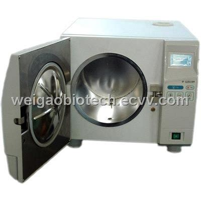 bench autoclave bench top mini size pulse vacuum autoclave sterilizer wg