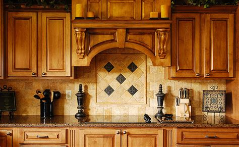 Pictures Of Kitchen Backsplashes With Granite Countertops by Stone Backsplash Ideas Amp Tiles Backsplash Com