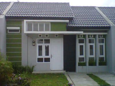 model rumah minimalis sederhana bangunan rumah sederhana