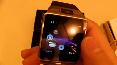 Product Review: DZ09 Bluetooth Smart Watch Phone   YouTube