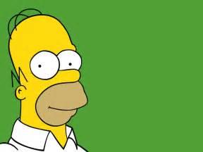 Homer wallpapers homer simpson wallpapers