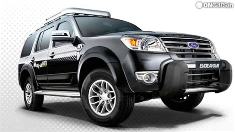 All Terrain For Endeavors by Ford Endeavour All Terrain Edition Launched