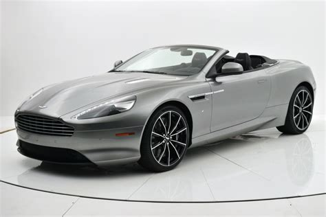 Cost Of Aston Martin Db9 by New 2016 Aston Martin Db9 Gt Volante For Sale 232 206