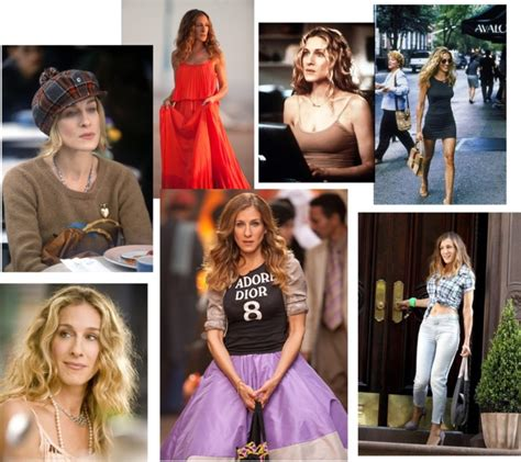 And The City Wardrobe by Carrie Bradshaw And The City 2