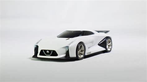 tomica tomytec vintage neo gt nissan concept 2020 vision