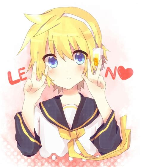 Len Spots by Kagamine Len Images Len Wallpaper And Background Photos