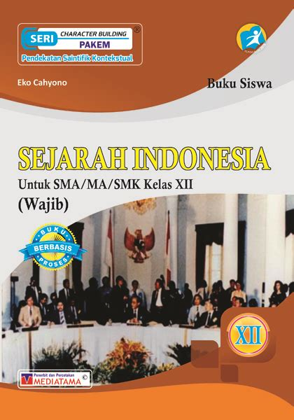 Buku Sejarah Jl 1 sejarah indonesia sma ma smk kelas xii mediatama