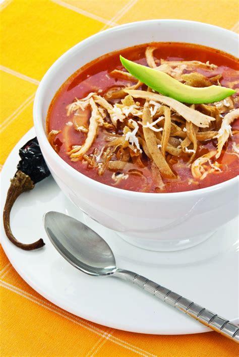imagenes sopa azteca sopa de tortilla especial