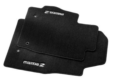Karpet Mazda 2 floormats carpet mazda 2
