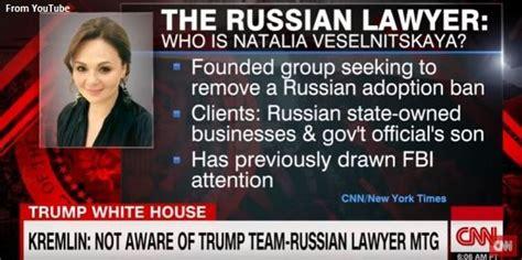 russian lawyers meeting  donald trump jr part