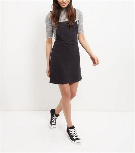 Jovial Overall Dress 1000 ideas about denim dungaree dress on